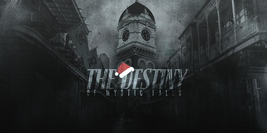 The Destiny - Mystic Falls